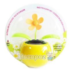 Игрушка на солнечной батарее Цветок №228-10