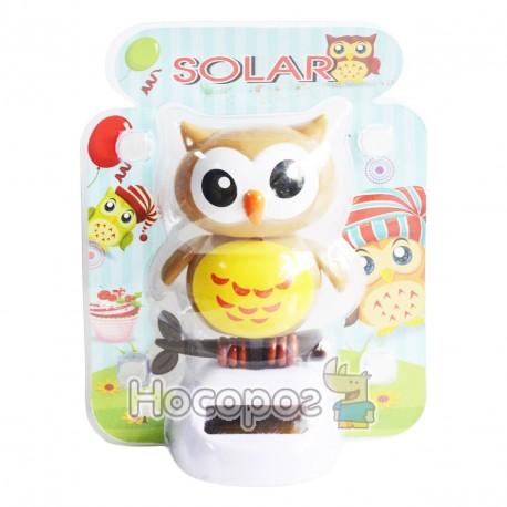 Фото Іграшка на сонячній батареї Сова №228-4