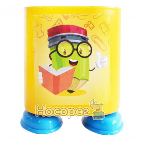 Фото Подставка-стакан для ручек и карандашей Козлов