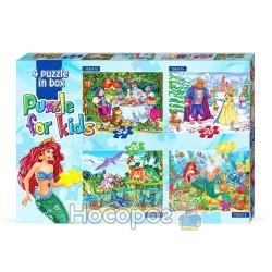 Пазлы Danko toys 54/20 элементов с.2 K 5420-02-01