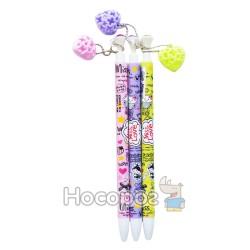 Ручка-автомат OL-8282 шариковая Miss Love 467925