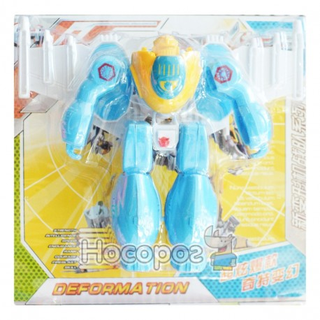 Фото Робот-трансформер 336-68