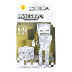 """Конструктор """"Brick"""" """"MINECRAFT"""" SL8910"""