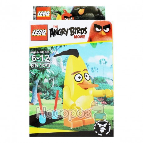 "Фото Конструктор ""Brick"" ""Angry Birds"" 1774"