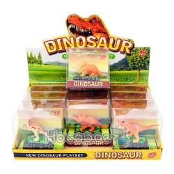 Набор динозавров ТВ001