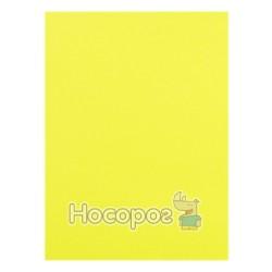 Бумага ксероксная цветная Зибнев Color Paper 80гр. неон 100 л, желтая
