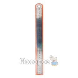 Линейка металлическая Brasser 30 см