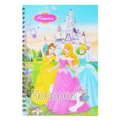 Блокнот принцессы А5-019