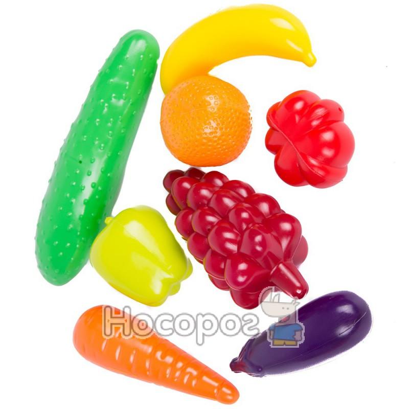 Фото Набор Фрукты-овощи - 8 предметов 362