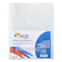 Файли Eco Eagle А4 TY222/100 прозорі