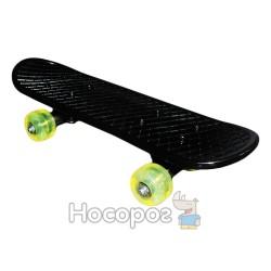 Скейт 5822-6 (12шт)металл.крепления,колёса PVC,5см, 42*12,5см,6 цветов