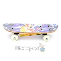 Скейт КEPAI (ПВХ-колеса) SK-6193А