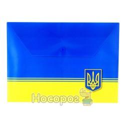 Папка с кнопкой Eco Eagle А4 4015P-UKRAINE