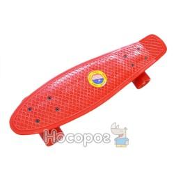 Скейт 2406 (8шт) колеса PU 5,5 см., 56*15 см