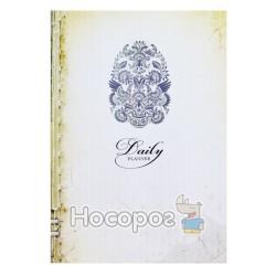 Деловой дневник Мандарин полудатированный В5 160 л.