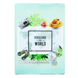 Обложка на паспорт Полимер Around the World 307021