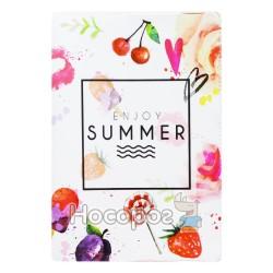 Обложка на паспорт Полимер Enjoy Summer 307027