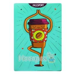 Обложка на паспорт Полимер Love to travel 307028