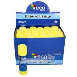 Клей-олівець ECO TY340-9D PVP 9 гр (24/384)