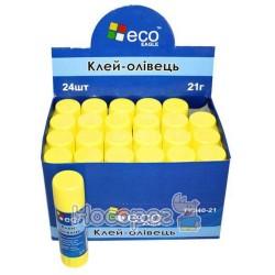 Клей-олівець ECO TY340-21D PVP 21 гр (24/384)