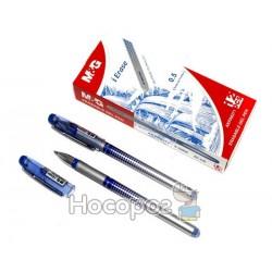 "Ручка гелевая ""Пиши-стирай"" M&G AKPA8371 iErase синяя"