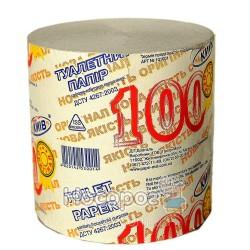 """Папір туалетний """"100м"""" (8/48)"""