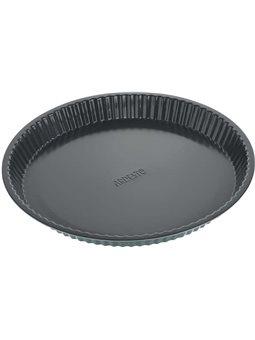 Форма для выпекание Ardesto Tasty baking 30 * 3 см круглая, серый, синий, углеродистая сталь [AR2303T]