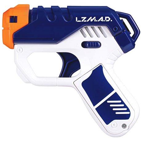 Фото Silverlit Игрушечное оружие Lazer M.A.D. Black Ops (мини-бластер, мишень)