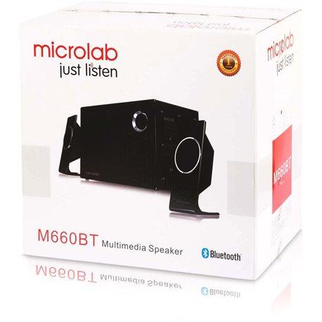 Фото Microlab 2.1 M-660 Black