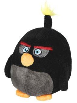 Мягкая игрушка Jazwares Angry Birds ANB Little Plush Бомб [ANB0027]