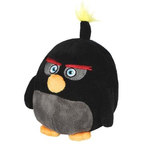 Фото Angry Birds Мягкая игрушка ANB Little Plush Бомб