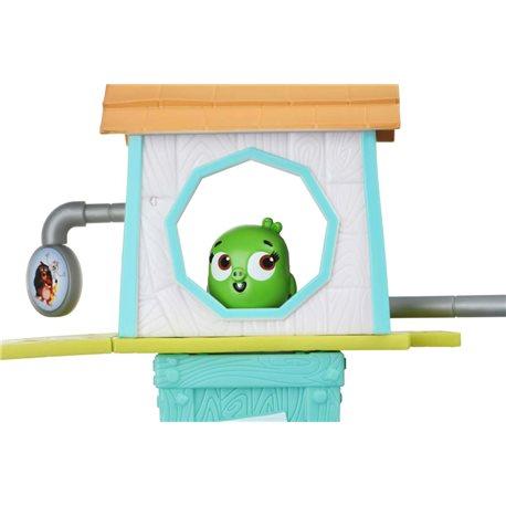 "Фото Angry Birds Игровая фигурка ANB Medium Playset (Pig City Build ""n Launch Playset)"