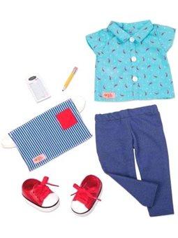 Набор одежды для кукол Our Generation Продавец BD30375Z [BD30375Z]