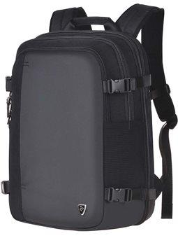 """Рюкзак 2E, Premier Pack, 16 """", черный [2E-BPT9196BK]"""