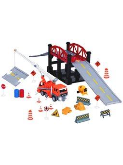 Игровой набор DRIVEN Строительство моста 35 ел. WH1023Z [WH1023Z]