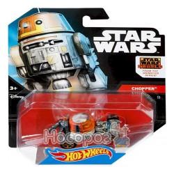 "Машинка-герой серии ""Star Wars"" Hot Wheels CGW35"