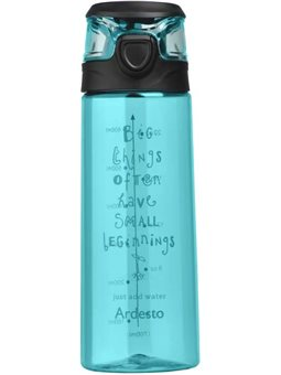 Бутылка для воды Ardesto Big things 700 мл, голубя, пластик [AR2206PB]