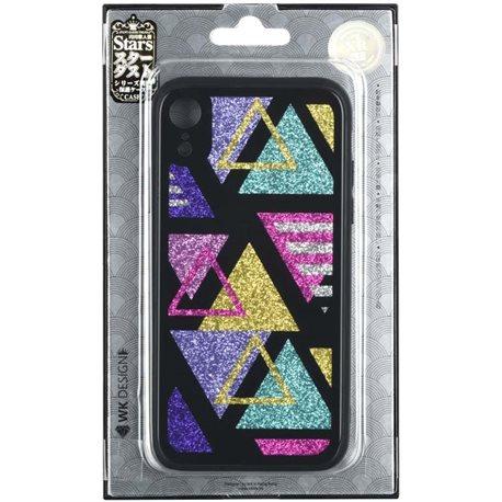 Фото WK WPC-087 для iPhone XS Max [Shiny Triangle (681920360919)]