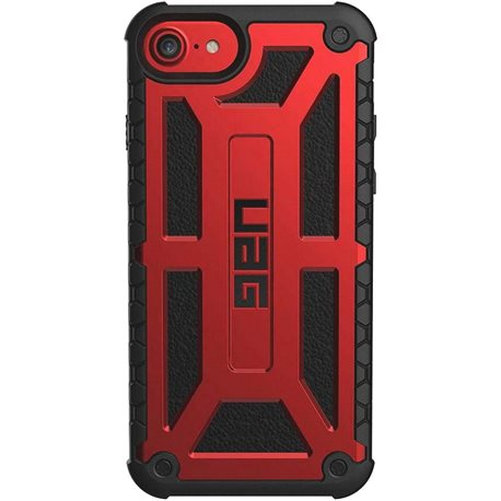 UAG Monarch for iPhone 8/7/6 / 6S [Crimson]