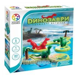 """Гра настільна """"Динозаври. Таємничі острови"""" SG 282 UKR"""