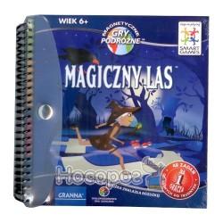 """Гра настільна """"Дорожня магнітна гра """"Чарівний ліс"""""""" SGT 210 UKR"""