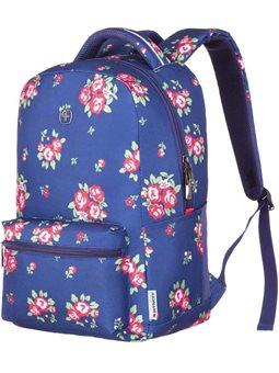 """Рюкзак с отделением для ноутбука Wenger Colleague 16 """", (Navy Floral Print) [606469]"""