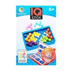 Игра настольная IQ Блок SG 466