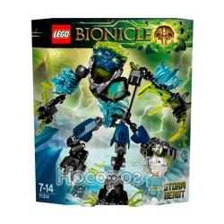 "Конструктор Lego Bionicle ""Звір-ураган"" 71314"