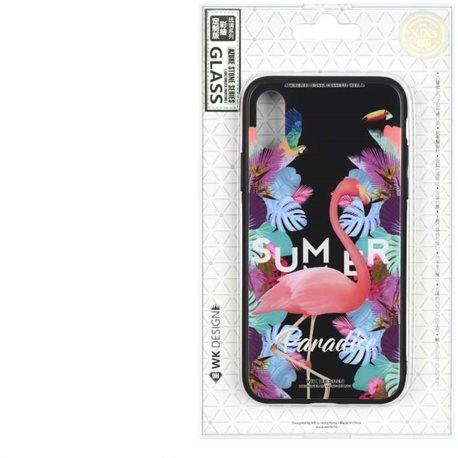 Фото WK WPC-061 для iPhone XS [Flamingo (681920360483)]