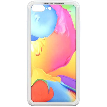 WK WPC-086 для iPhone 7/8 Plus [Paint Splash TR (681920359616)]