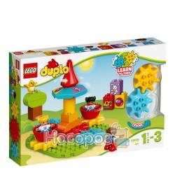 """Конструктор LEGO """"Моя перша карусель"""" 10845"""