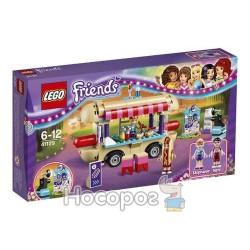 """Конструктор LEGO """"Фургон с хот-догами в парке развлечений"""" 41129"""