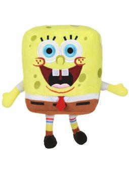 Мягкая игрaшка SpongeBob Mini Plush SpongeBob тип А [EU690501]