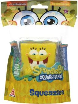 Игровая фигурка-сквиш SpongeBob Squeazies SpongeBob тип B [EU690303]